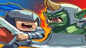 تحميل لعبة mega war – clash of legions مهكرة