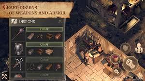 لعبة Grim Soul: Dark Fantasy Survival مهكرة