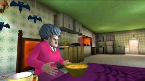 تحميل لعبة Scary teacher 3d مهكرة