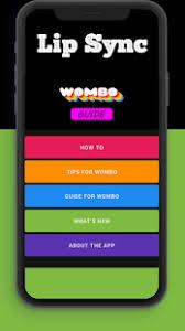 تحميل برنامج Wombo مهكر للأندرويد