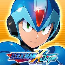 تحميل لعبة ROCKMAN X DiVE مهكرة