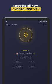 تحميل برنامج CyberGhost VPN مهكر كامل مع التفعيل للاندرويد