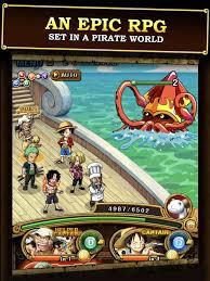 تحميل لعبة One Piece Treasure Cruise مهكرة