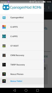 تحميل سيانوجين مود CyanogenMod برابط مباشر