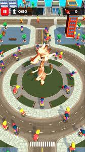 تحميل لعبة Rampage: Giant Monsters مهكرة لـ أندرويد