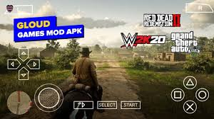 تحميل برنامج Gloud Games مهكر اخر إصدار 2021