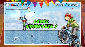 تحميل لعبة البيسكلت BMX Boy للأندرويد 2021