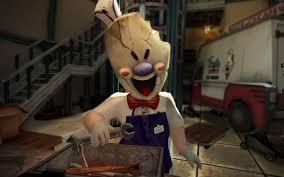 تحميل لعبة Ice Scream 4: Rod's Factory مهكرة