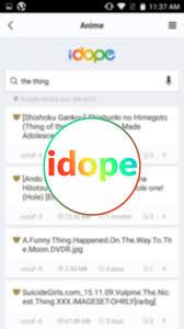 تحميل برنامج Idope برابط مباشر