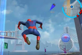 تحميل لعبة لعبة سبايدر مان Spiderman برابط مباشر