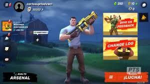 تحميل لعبة Guns of Boom PTS مهكرة