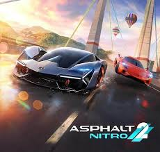 تحميل لعبة اسفلت نيترو Asphalt Nitro 2 مهكرة من ميديا فاير