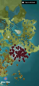 تحميل لعبة MapGenie: Genshin Impact Map مهكرة اخر اصدار