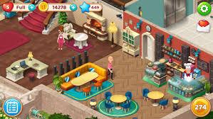 تحميل لعبة Manor Cafe مهكرة للأندرويد