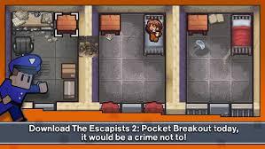 تحميل لعبة The Escapists 2 مهكرة للأندرويد من ميديا فاير