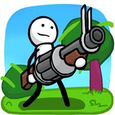 تحميل لعبة One Gun Stickman مهكرة للأندرويد