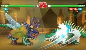 تحميل لعبة Mutant Fighting Cup 2 مهكرة من ميديا فاير
