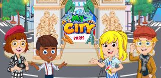 تحميل لعبة My City باريس مهكرة [لعبة تلبيس وتجميل]