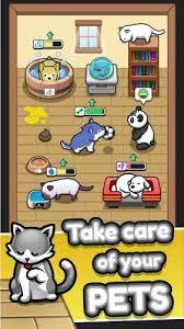 تحميل لعبة Pet Idle مهكرة من ميديا فاير 2022