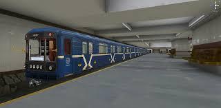 تحميل لعبة Minsk Subway Simulator مهكرة
