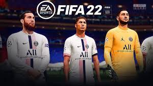تحميل لعبة FIFA 2022 مهكرة من ميديا فاير [ميزات جديدة]